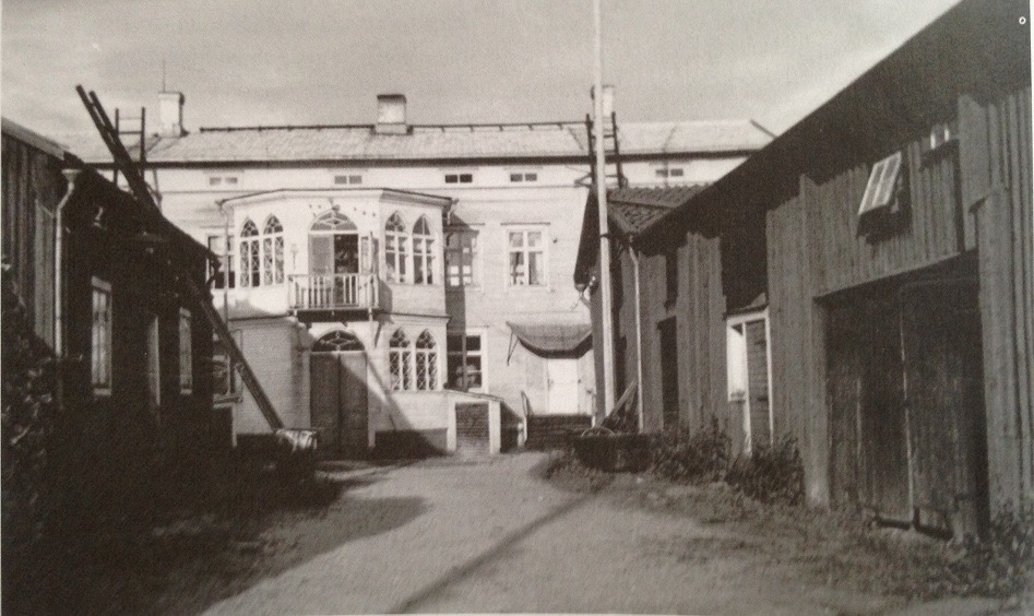 Krepelin vuonna 1948